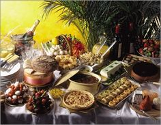 Gourmet Food Buffet! party-ideas