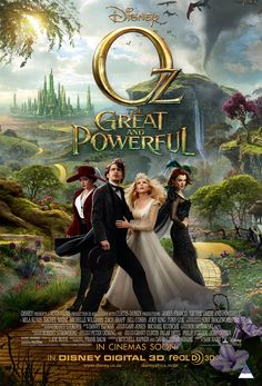 Watch? Oz the great and powerful