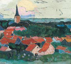 "Charly Toorop "" Domburg"" Artvillage 1930"