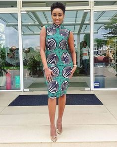 50 African Office outfits to try on - Ankara Lovers African Wear Dresses, African Fashion Ankara, African Inspired Fashion, African Print Fashion, Africa Fashion, African Attire, African Outfits, African Prints, African Blouses