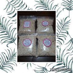 Himalayan Pink Salt & Oatmeal Soak