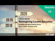 I was really honoured to be invited onto the twelfth episode of BECOME education's YouTube show Reimagining Careers Education. The show comes from Australia, but is of wider interest to careers professionals around the globe. Episodes present an informal discussion between Liv Pennie from BECOME education, resident expert Jim Bright and a guest (on this… University Of Derby, Career Education, Career Advice, Professor, Globe, Presentation, Author, Australia, Student