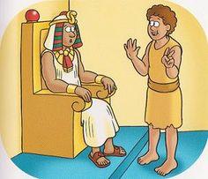 Jozef bij de farao