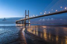 Vasco da Gama Bridge by Antonio GAUDENCIO Photographer on 500px