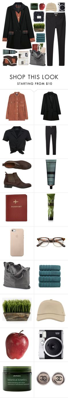"""""""MACEY'S ALTER COMPETITION"""" by adal1ne ❤ liked on Polyvore featuring Hallhuber, Acne Studios, Toast, Aesop, FOSSIL, chissene, Hermès, Pier 1 Imports, Fuji and Aveda"""