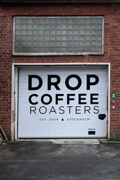Drop Coffee, Stockholm | Kinfolk