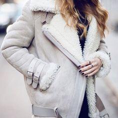 Image via We Heart It #coat #fashion #winter