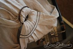 LinenEmbrace Stylish Baby and Toddler Slings  Raw by LinenEmbrace