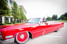 FAST & LOUD RED CADILLAC - Google Search