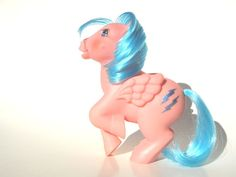 My Little Pony Firefly Vintage 80s Toy MLP by ManateesToyBox