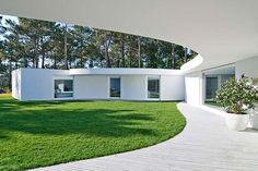 imagens de casas com patios interiores - Pesquisa Google