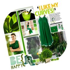Go Green by theroyalcrime on Polyvore featuring moda, Lanvin, Betsey Johnson, MARC BY MARC JACOBS, Olivine, Aime, contest, GREEN, contestentry and mostbeautifulcolor