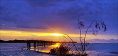sunset Richmond, BC