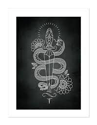 Resultado de imagem para neo traditional bat tattoo