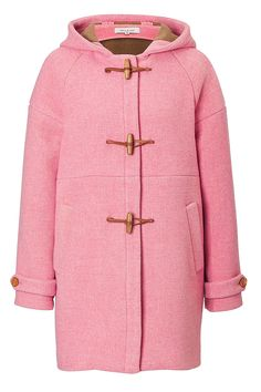 Double Face Wool Duffle Coat detail 0