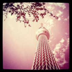 Tecnología, tradición y naturaleza urbana. Tokio Skytree. Japón.