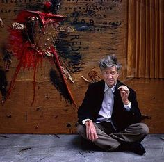 """""""The ideas dictate everything, you have to be true to that or you're dead.""""  David Lynch"""