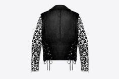 Sumi Ink Club Custom Saint Laurent Fall/Winter 2013 Motorcycle Jacket