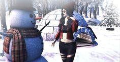 Mystic, Hug, Fashion Backpack, Sims, Snowman, Platform, Backpacks, Mantle, Backpack