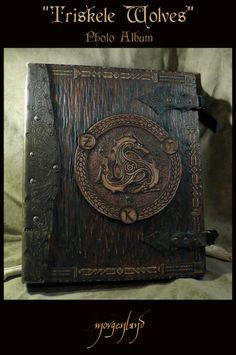 libro antico magico