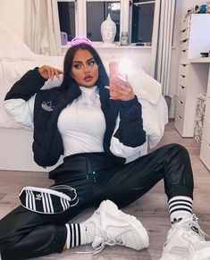 Winter Mode Outfits, Lit Outfits, Cute Swag Outfits, Sporty Outfits, Dope Outfits, Winter Fashion Outfits, Pretty Outfits, Stylish Outfits, Sporty Fashion