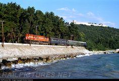 RailPictures.Net Photo: A326 OSE Hellenic Railways Organization ALCO RSD34 at Katerini Macedonia, Greece by Kostas Kakavas