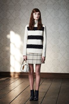 Tory Burch Pre-Fall 2015 Photo: Courtesy, for more runway gifs clickHERE