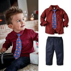 Baby Outfits, Dance Outfits, Boy Clothing, Clothes, Little Gentleman, Valentines Outfits, Soft And Gentle, Red Fashion, Latest Fashion Trends