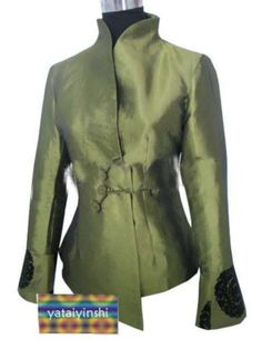 Oriental Chinese Evening Party Jacket Coat Plus Size TL66