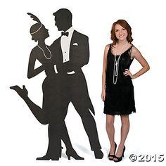 silhouette swing dancers - Google Search