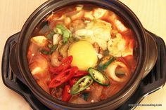 Best Authentic Soondubu Jjigae Recipe