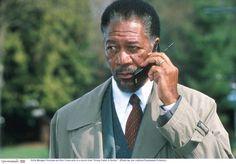 Morgan Freeman  Dal film Nella morsa del ragno  2001 http://www.filmtv.it/film/22023/nella-morsa-del-ragno/foto/140775/