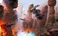 More Awesome #starwars art from fantasy flight games