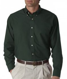 Wow, super fast shipping, this part of my order was the first to arrive. I was surprised.... 57800 Van Heusen Men's Classic Long-Sleeve Oxford ..... I got it from   http://www.apparelbarn.com/