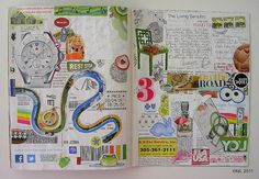 Smash #scrapbook #smashbook #diy #journal