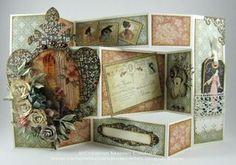 Kasimodo - kit Ladies Diary - Art du scrapbooking