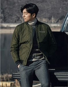 Pesona Maskulin Gong Yoo Dalam Pictorial Discovery Expedition