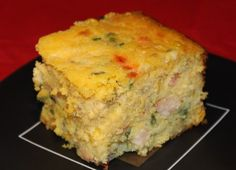 Seafood Cornbread Dressing - This is a delicious entree or side dish that's perfect for the Lenten season. Louisiana Recipes, Cajun Recipes, Southern Recipes, Seafood Recipes, Cooking Recipes, Haitian Recipes, Donut Recipes, Creole Recipes, Southern Food