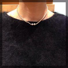 MADAMA jointed pearls