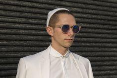 Danny Le Specs Sunglasses, We Wear, How To Wear, Street Style Blog, How To Make Tshirts, Zara, T Shirt, Fashion, Supreme T Shirt
