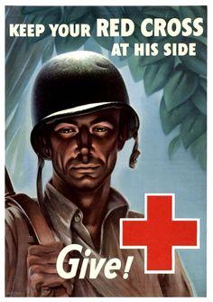 *RED CROSS ~ WW II