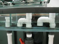 Full siphon overflow: Glass Reef - The Basics - Overflow