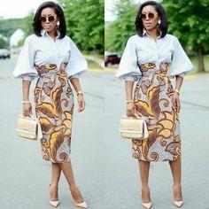 30 Best Kitenge Designs for Long Dresses 2019 Kitenge Styles African Fashion Designers, African Inspired Fashion, African Print Fashion, Africa Fashion, Modern African Fashion, African Fashion Traditional, African Print Dresses, African Fashion Dresses, African Dress