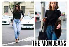 Inspiration: The Mom Jeans - Happiness is an outfit