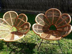 BettyBunter: Retro Cane Chairs