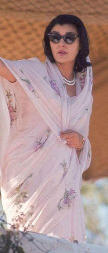 Maharani Gayatri Devi - beyond chic. My favorite style icon. #maharani