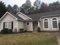 3 bedroom 2 bath home for sale in Charlotte, NC Charlotte Nc, Local Listings, Home Values, Garage Doors, Shed, Real Estate, Outdoor Structures, Outdoor Decor, Bath