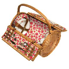 I pinned this Laura Ashley Windham Picnic Basket Set from the A Picnic in the Park event at Joss and Main! Picnic Time, Summer Picnic, Laura Ashley Garden, Eye Stye Remedies, Picknick Set, Wicker Picnic Basket, Picnic Hampers, Vintage Picnic, Company Picnic