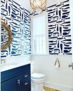Home Decoration Black Bathroom Design.Home Decoration Black Bathroom Design Coastal Bathrooms, Beach Bathrooms, Modern Bathroom, Master Bathrooms, Amazing Bathrooms, Decorating Small Bathrooms, Blue Bathrooms, Luxurious Bathrooms, Classic Bathroom