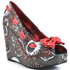 Iron Fist   Oh No Wedge - Charcoal